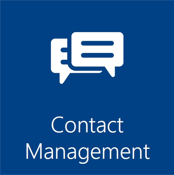 Contact Management with Microsoft Dynamics CRM