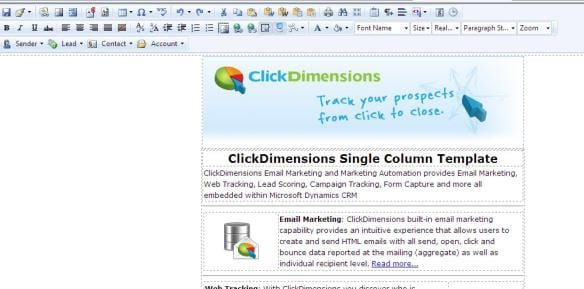 ClickDimensions Review: Is this a Marketing Teams dream?