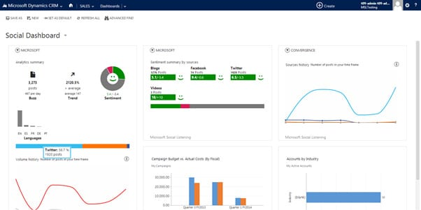 Why upgrade to Microsoft Dynamics CRM 2015?