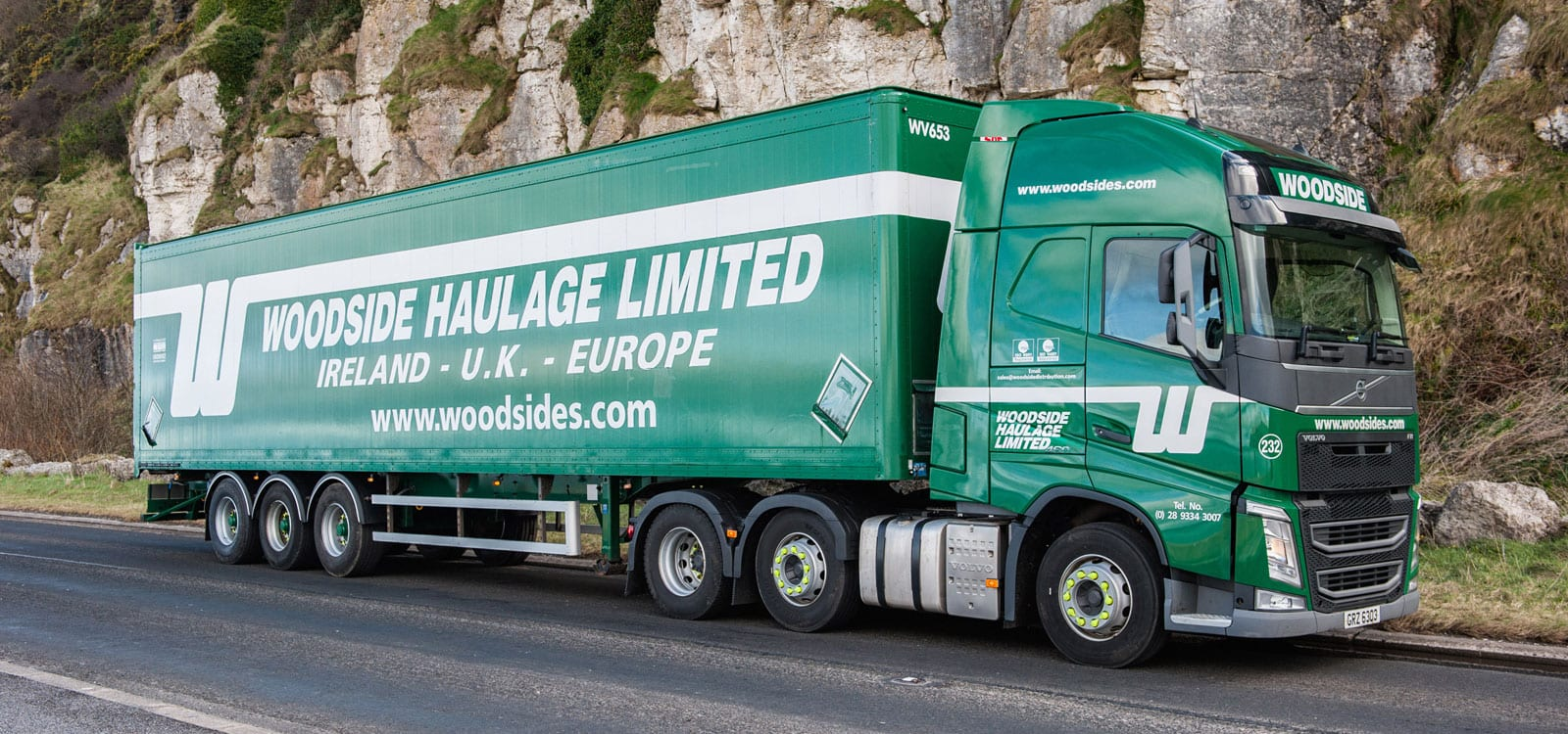 Woodsides Haulage Business Central Dynamics 365